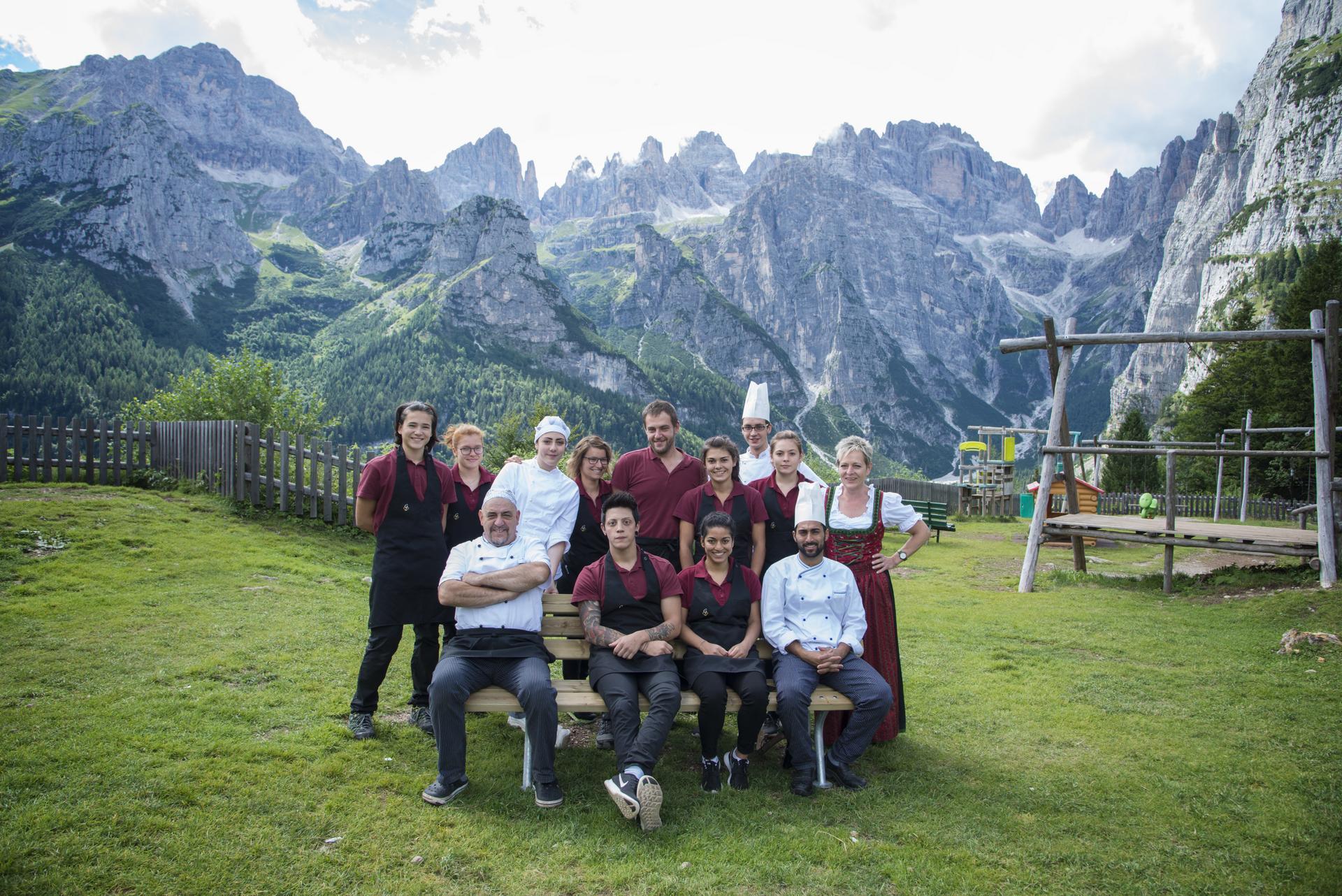 Rifugio in Trentino La Montanara