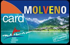 Molveno card